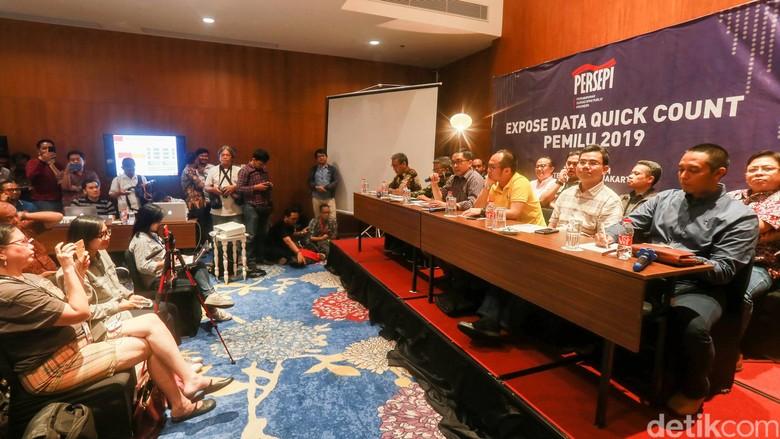 Diragukan Prabowo, 5 Lembaga Survei Beberkan Skema Quick Count Pilpres