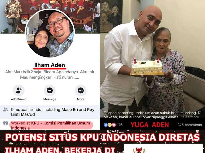 Hubungan Keluarga dengan Anggota BPN Diviralkan, Komisioner KPU Buka Suara