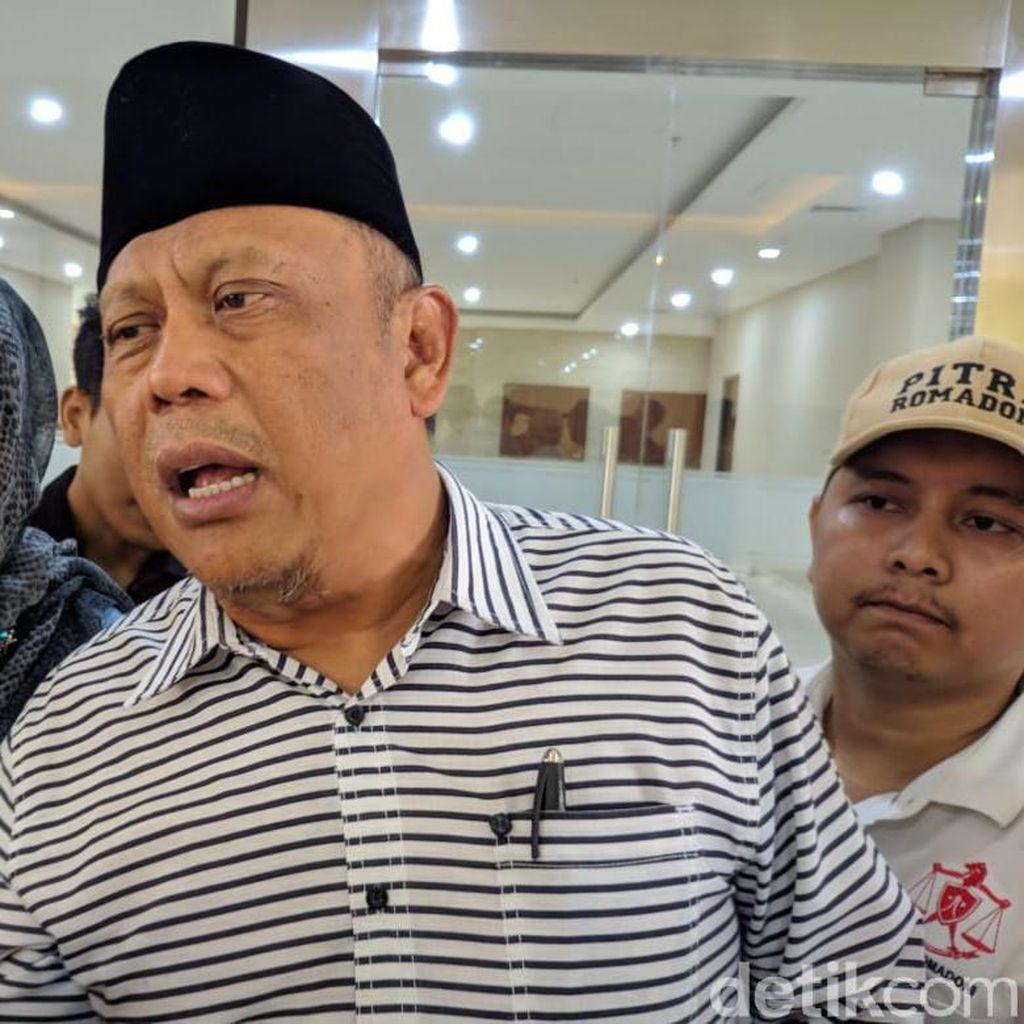 Dipolisikan Relawan Jokowi soal People Power, Eggi Sudjana Lapor Balik