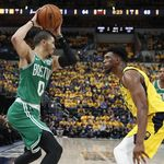Hasil NBA: Boston Celtics Ungguli Pacers 3-0