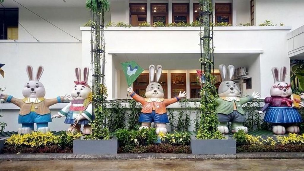 Long Weekend di Bandung, Yuk ke Rabbit Town