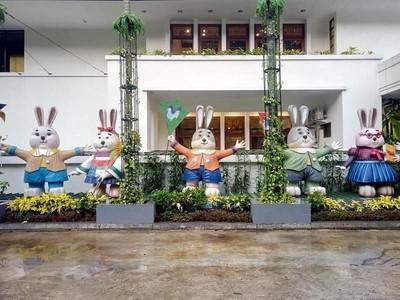 Long Weekend di Bandung, Yuk ke Rabbit Town