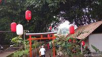 Selamat datang di Tirta Kebon nDelik (TKD) (Eko Susanto/detikTravel)