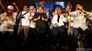 Erick Thohir Hadiri Syukuran Relawan Milenial Jokowi
