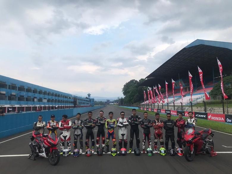 Pemenang Indonesia CBR Race Day 2019 seri pertama. Foto: Roby Setiawan