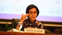Besok, Sri Mulyani Lapor Jokowi soal Dampak Ngeri Corona