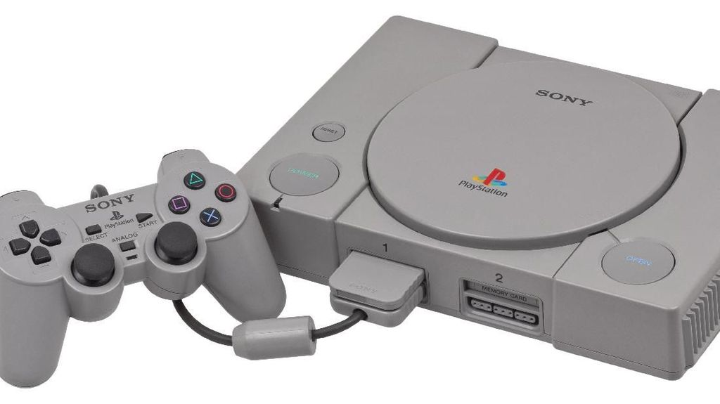 PlayStation Genap Berusia Seperempat Abad