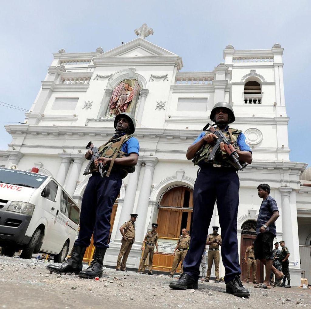 Kutuk Teror Bom Srilanka, GP Ansor: Tindakan Keji dan Biadab