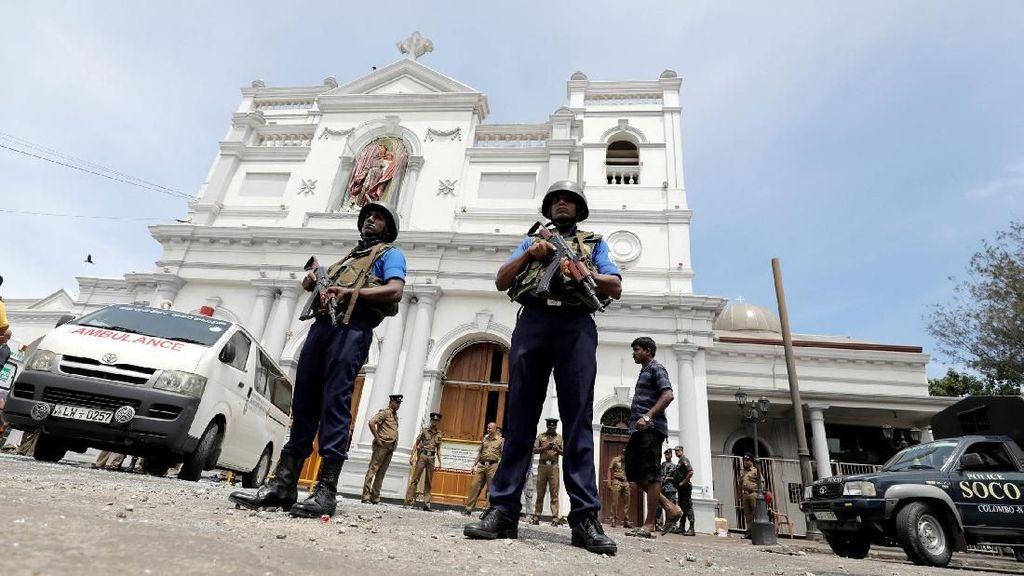 Teror Bom di Sri Lanka, Netizen Ramai-ramai Kirimkan Doa
