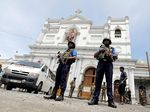 1 WNI Sempat Berada di Hotel yang Kena Bom di Sri Lanka