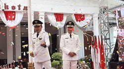 Dikukuhkan Jadi Wali Kota, Bima Arya Ingin Wujudkan Bogor Berlari