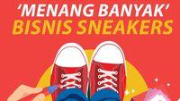 Bisnis Sulap Sepatu Nggak Akan Kehabisan Pelanggan