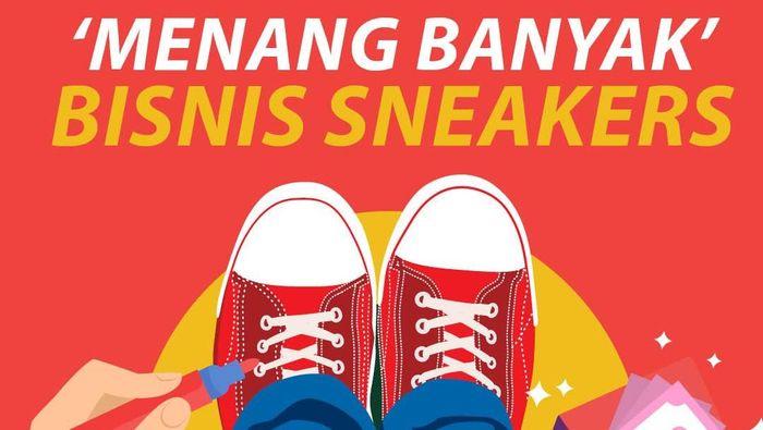 Bisnis 'Sulap' Sepatu