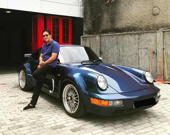 Mobil Antik Andre Taulany