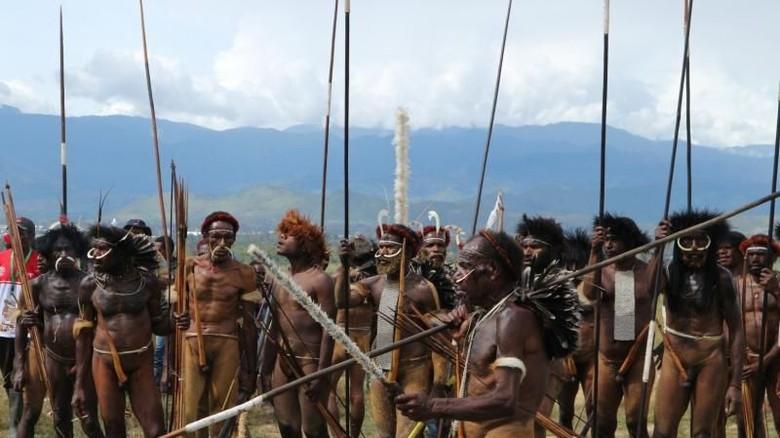 Mengenal Tujuh Wilayah Adat Papua yang Jadi Dasar Pemekaran