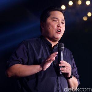Erick Jawab Tudingan Bagi-bagi Jabatan Terkait Yenny Wahid di Garuda