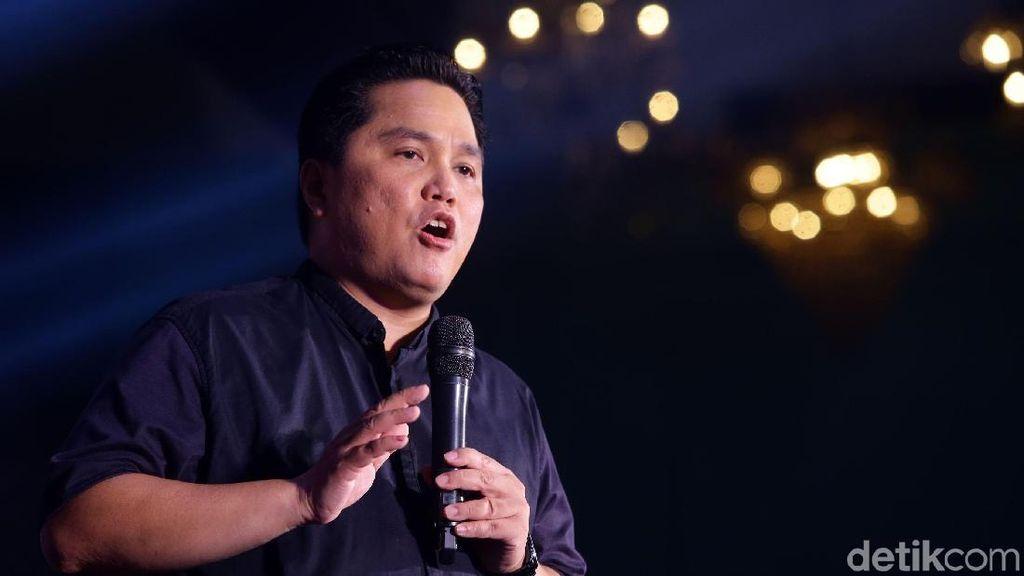 Erick Thohir Mau Dana CSR BUMN Lebih Banyak Buat Pendidikan