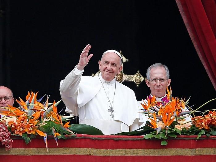Paus Fransiskus (Foto: REUTERS/Yara Nardi)
