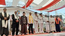 Anies Hingga Zulkifli Hasan Hadiri Inaugurasi Walkot Bogor Bima Arya