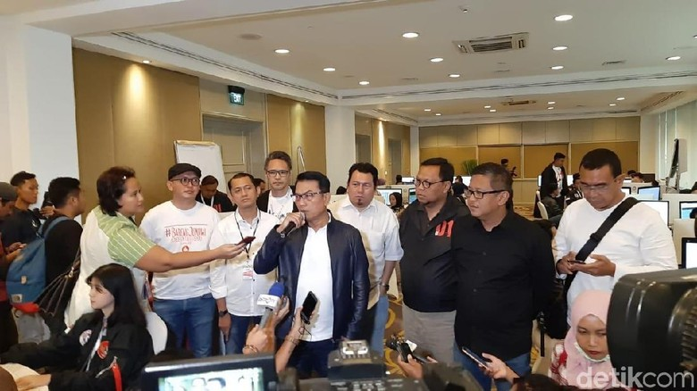 Bupati Madina Mundur karena Jokowi Kalah di Wilayahnya, Ini Kata TKN