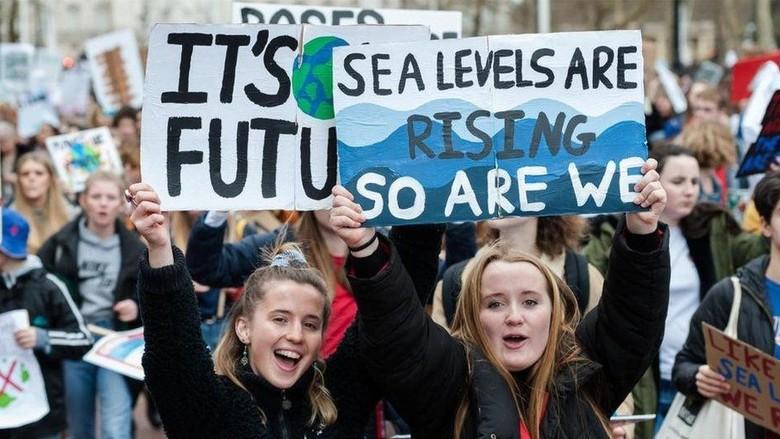Kiprah Generasi Muda yang Bergerak Mengatasi Perubahan Iklim