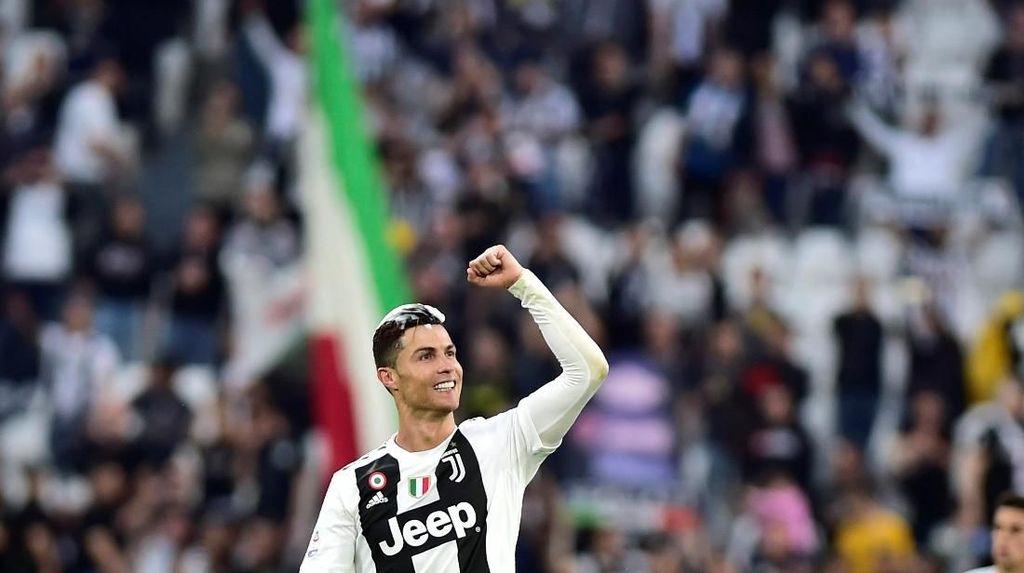 Ronaldo Pemain Pertama yang Taklukkan Liga Inggris, Spanyol, dan Italia