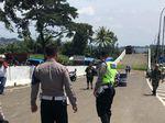 Jalur Darurat Penyelamat Bus yang Alami Rem Blong di Puncak