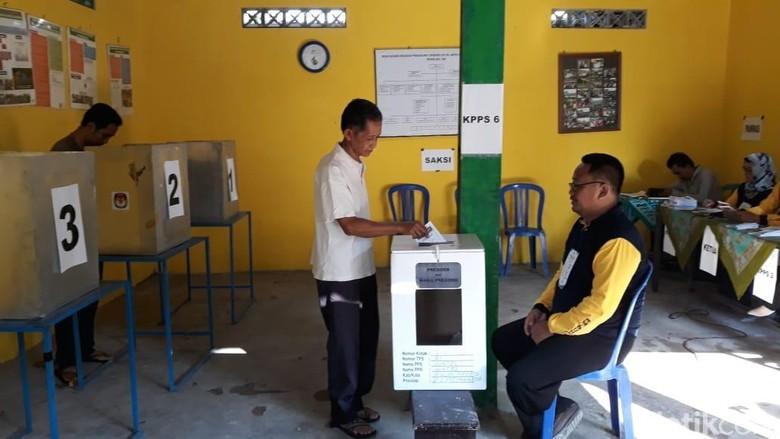 Dua TPS di Kulon Progo Gelar Pemungutan Suara Ulang