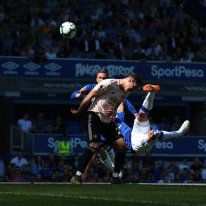Everton Vs Man United: Setan Merah Tertinggal 0-2 di Babak I