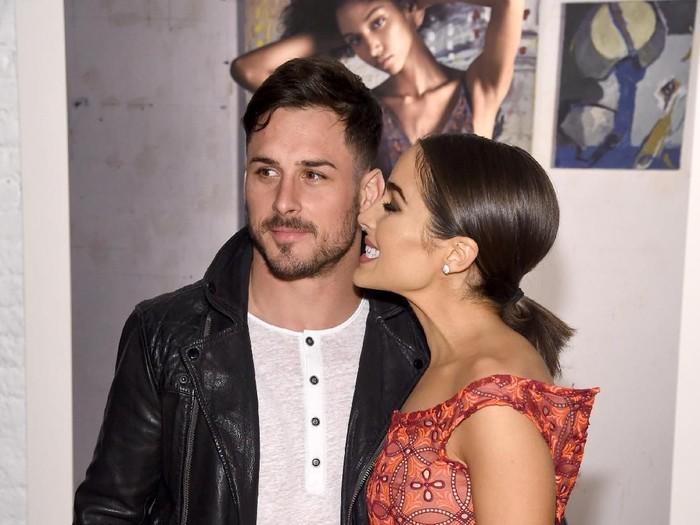 Danny Amendola dan Olivia Culpo saat masih berpacaran. (Foto: Getty Images)