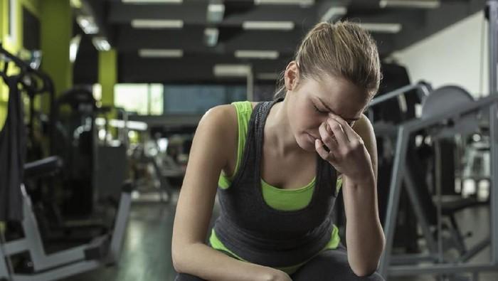 Kapan bisa olahraga lagi sehabis sakit? Foto: iStock