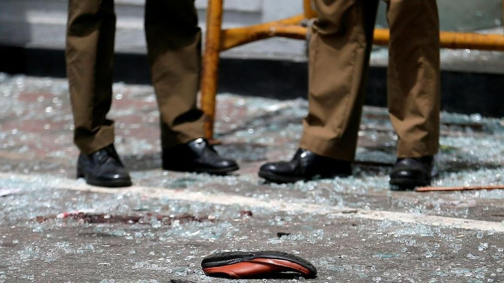 Real Madrid dan PSG Beri Tribute untuk Korban Bom Paskah Sri Lanka