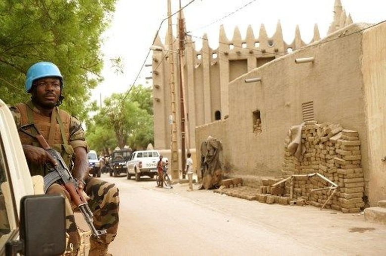1 Pasukan PBB Tewas dan 4 Lainnya Luka Akibat Bom Ranjau di Mali