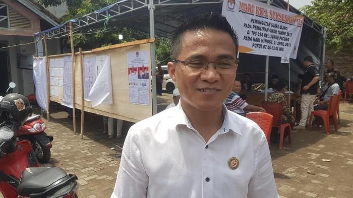 Anggota Bawaslu Banten, Badrul Munir.