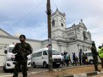Umat Katolik Makassar Doakan Korban Bom Sri Lanka