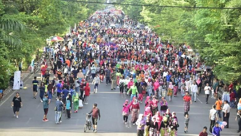 Festival Sarung pertama kali digelar di Sulsel (dok. istimewa)