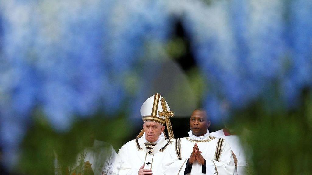 Paus Fransiskus Akan Kunjungi Nagasaki-Hiroshima dalam Misi Anti-Nuklir