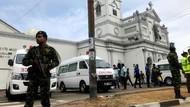 Suasana Gereja di Sri Lanka yang Dibom saat Perayaan Paskah