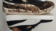 Modal Sikat dan Sabun Bisa Bisnis Cuci Sepatu Beromzet Rp 5 Juta/Hari