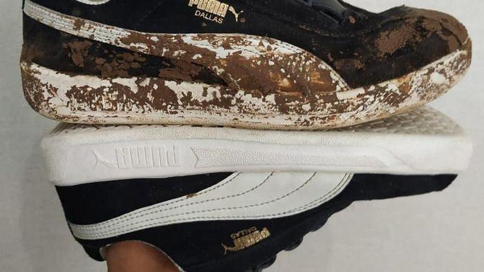Foto: Sulap Sepatu Kotor jadi Kinclong (Istimewa/Shoes And) Care
