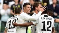 Beberapa Pemain Juventus Menderita dengan Adanya Ronaldo