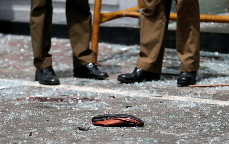 Duka Sri Lanka Diserang Teror Bom di Perayaan Paskah