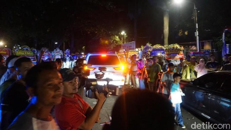 Prabowo Tinggalkan Kediamannya di Kertanegara