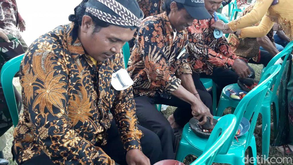Meriahnya Perintatan Hari Kartini di Desa Terpencil di Tegal