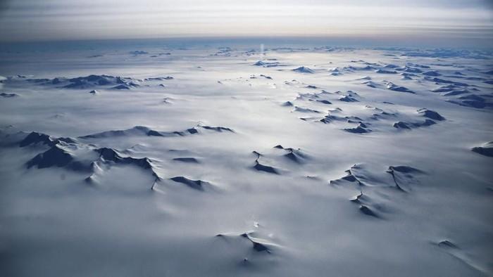 Ilustrasi Antartika. (Foto: Mario Tama/Getty Images)
