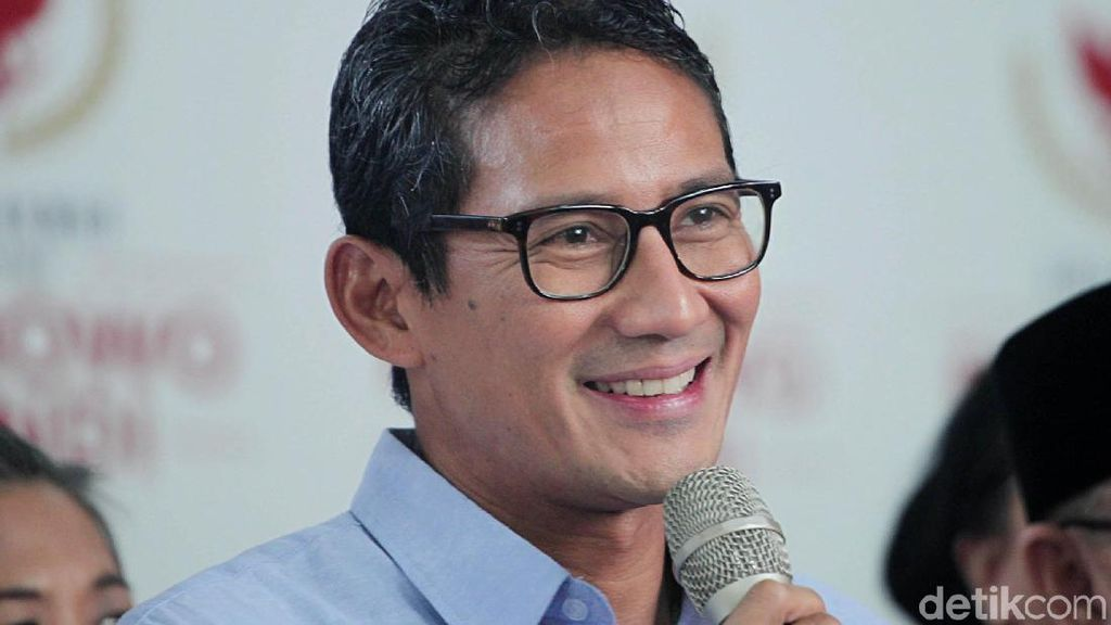 Bicara Bisnis di Depan Mahasiswa, Sandiaga: Just Do It!