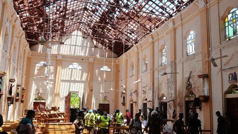 Profil Pelaku Gereja Sri Lanka yang Tak Diduga-diduga