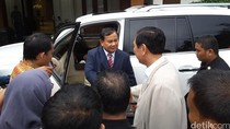 Mau Garap Drone Bareng Arab, Prabowo Sowan ke Luhut