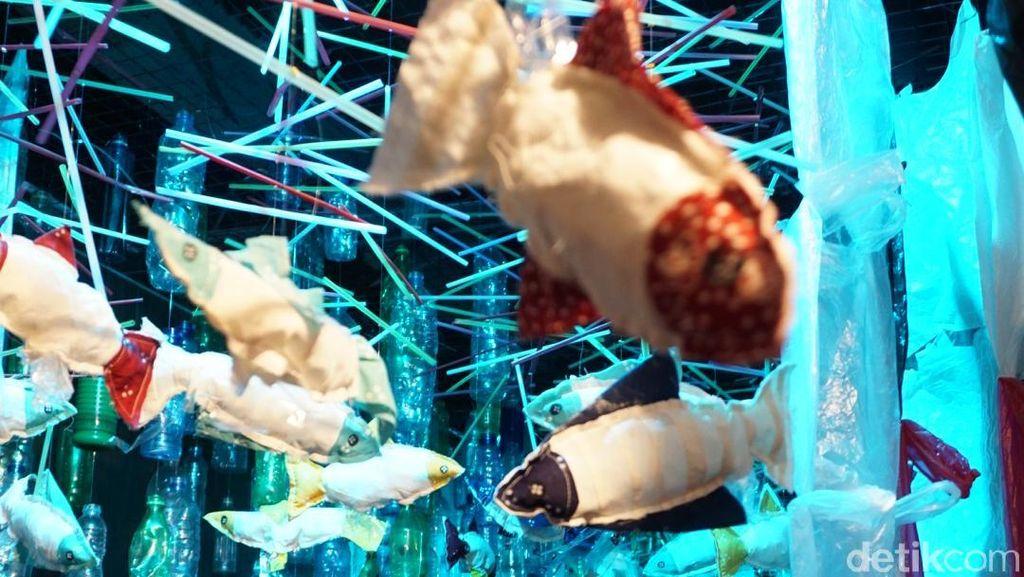 Laut Indonesia yang Memprihatinkan di Koleksi Terbaru Sejauh Mata Memandang