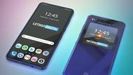 Ini Paten Ponsel Dua Layar Huawei, Selfie Pakai Kamera Utama